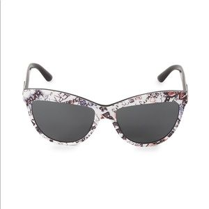 Burberry cat-eye sunglasses (Available 11/14)